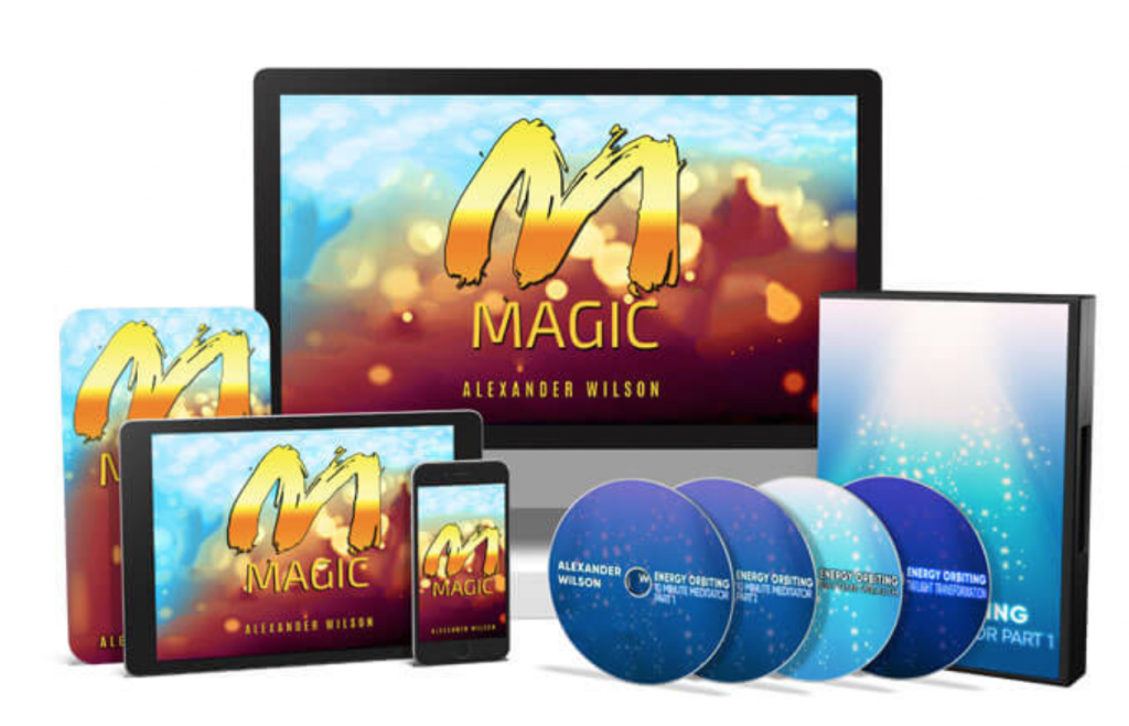 Manifestation Magic Alexander Wilson Free Download | Review