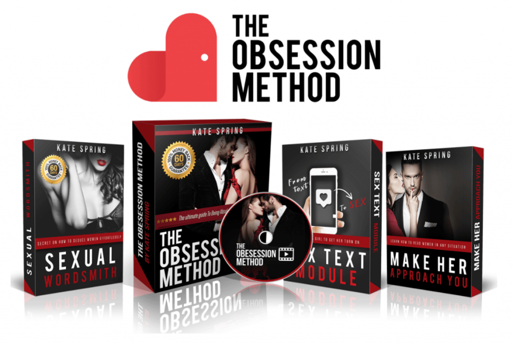 Obsession Method Review | Kate Spring | FREE PDF Download